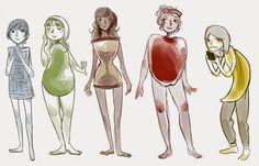Ejercicios ideales para cada tipo de cuerpo femenino - Vida Lúcida