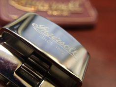 The sleek, stylish, and modern fashion of an Ingersoll timepiece. Ingersoll Watches, Modern Fashion, Nail Polish, Stylish, Beauty, Nail Polishes, Polish, Beauty Illustration, Manicure