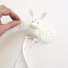 Well hello Miss Bunny Pixie, nice to meet you... (Don't miss The Wish Pixie posts @thewishpixies) . . #pixies #thewishpixies #comingsoon #theselittletreasures