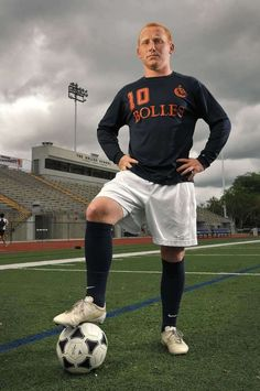 boys senior pictures soccer | Bolles' Jay Bolt is the All-First Coast boys soccer player of the year ...