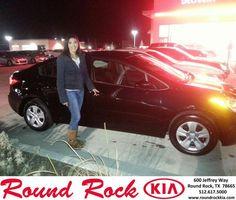 #HappyBirthday to Miranda Ochoa from Fidel Martinez at Round Rock Kia!