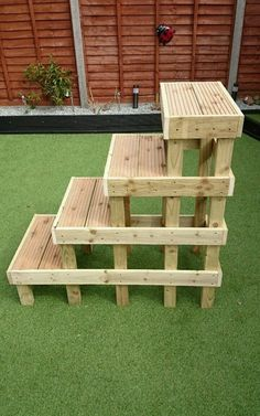4 step mounting blocks for horses - Google Search