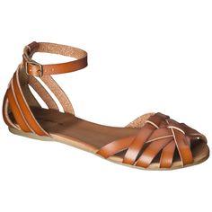 Women's Mossimo Supply Co. Shauna Huarache Sanda... : Target