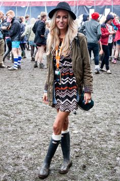 Tribal chevron dress at Parklife Weekender, Manchester 2012 Festival Style, Festival Fashion, Chevron Dress, Gone Fishing, World Music, Only Fashion, Weekender, Well Dressed, Manchester