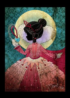 Another one from the collection of Disney Princesses Bookmarks! Enjoy! <3 More: