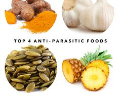 Top 4 Most Powerful Anti-Parasitic Foods Top 4 Most Powerful Anti-Parasitic Foods - Organic Olivia Cleanse Recipes, Diet Recipes, Healthy Recipes, Pin Worms, Parasite Cleanse, Most Powerful, Herbal Remedies, Get Healthy, Herbalism