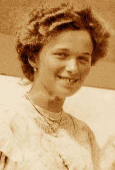 Grand Duchess Olga Nikolaevna of