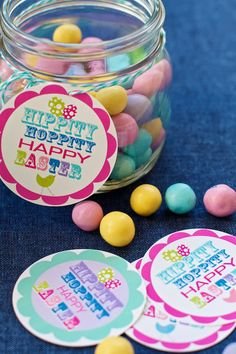 Cute Easter Printables.