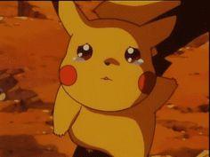 New trending GIF on Giphy. pokemon sad pikachu tears goodbye. Follow Me CooliPhone6Case on Twitter Facebook Google Instagram LinkedIn Blogger Tumblr Youtube