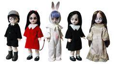 Hadesflamme - Merchandise Onlineshop: Living Dead Dolls 13th Anniversary Puppen - Limite...
