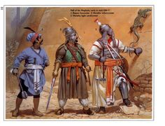 Mughal Infantry - ThingLink