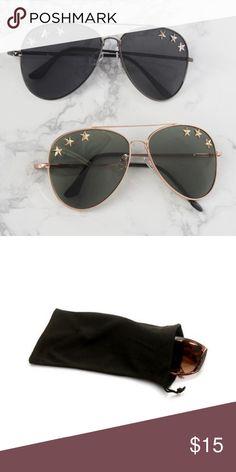 829c21e627 HSTLRCLCTN All-Star Aviator Sunglasses (Gold) Lens  Plastic Color  Retro  Gold