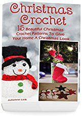 Christmas Crochet Poinsettia Flower Free Pattern-Video