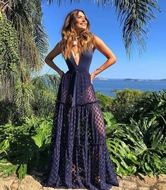 Wouldn't you want a hot body to show off in this summer? Chic Outfits, Trendy Outfits, Summer Outfits, Fashion Outfits, Pool Party Outfits, Dress Fashion, Beach Dresses, Casual Dresses, Prom Dresses