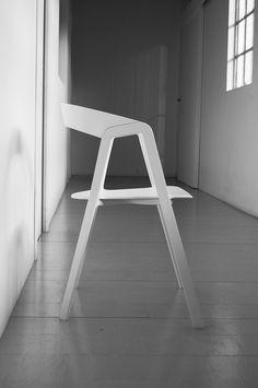 Compas chair design by Patrick Norguet - Kristalia #chair compas