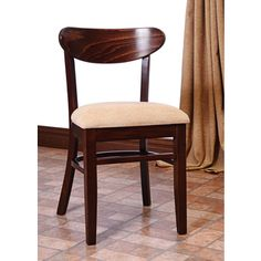 Kidney Beechwood Dining Chair (Set of 2)   Overstock.com Shopping - Great Deals on Dining Chairs