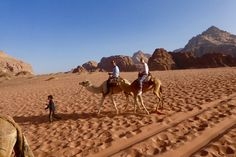 Jordan experience: fairyland of the Arab World