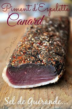 I really want to try and make duck biltong! Cuisine Diverse, Duck Recipes, Churros, Food Photo, Finger Foods, Food Inspiration, Tapas, Food To Make, Branches