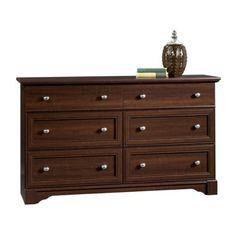 Sauder Palladia Dresser, Select Cherr... $289.00 #topseller