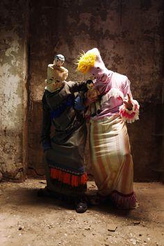Photo by Angie Battis Film by Gentlemen Film Boogie Monster, Gentleman, Van, Film, Painting, Tutus, Movie, Films, Film Stock