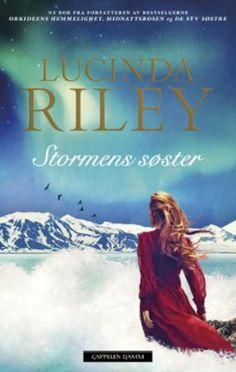 Stormens søster - Riley, Lucinda » ARK bokhandel - Stormens søster er den andre boken i den spennende og fascinerende serien om De syv søstre - og handlingen lagt til Norge.  Ally er en dyktig seiler og skal konkurrere i en av verdens mest utfordrende regattaer når hun får beskjed om adoptivfarens brå og mystiske død. I hui og hast reiser hun tilbake til barndomshjemmet, det vakre slottet ved Genevesjøen, for å treffe sine søstre. Hun har også, uten at søstrene vet det, innledet et… Ark, Ebooks, Film, Reading, Movies, Movie Posters, Voyage, Movie, Film Stock