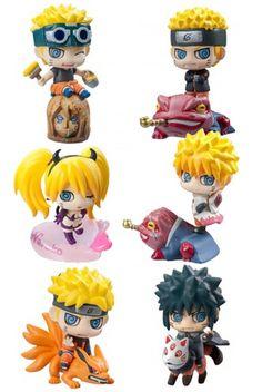 "Figure - Naruto Shippuden: Petit Chara Land ""Special Dattebayo"""