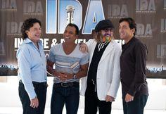 Perez, Secada, Hudson, Frangioni. Meet our mentors. Sign up now for our November program www.idaprogram.com