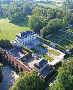 Superbe Château en vente en Seine-et-Marne - Inscrit à l'Inventaire des Monuments Historiques, ce magnifique château d'une ...