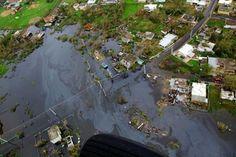Nate la tormenta que puso en emergencia a Centroamérica ahora se dirige a México