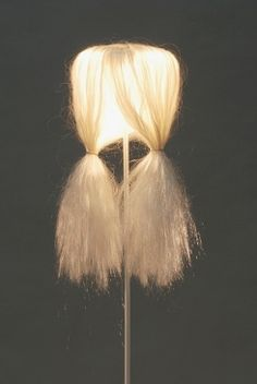 Lamp with Pigtails - hair light