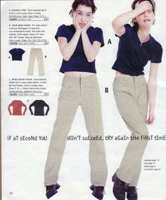 "Because ""hip huggers"" were these awesome new types of pants. 