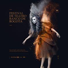 Festival de Teatro - Characters on Behance