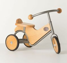 moulin roty hickory-tock tricycle in sand Tricycle, Baby Toys, Kids Toys, Wood Bike, Kids Bike, Wood Toys, Classic Toys, Wood And Metal, Kids Shop