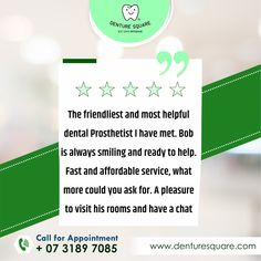 Here's what our clients have to say about our services at Denture Square Brisbane! Less Pain. Affordable costs. Great Customer Services. Visit us at www.denturesquare.com Dental Group, Always Smile, Appointments, Brisbane, Sayings, Lyrics, Quotations, Idioms, Quote