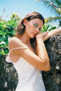 Amanda Murphy stars in Ellery's resort 2016 campaign
