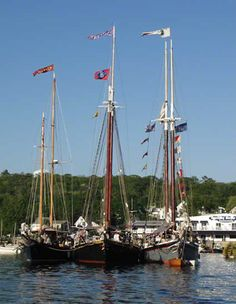 Boothbay Calendar of events