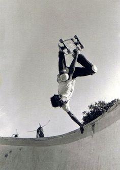 Black & White Skateboard