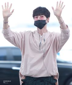 Park Hae Jin on his way to Japan for a Fanmeeting | 20170702 | : ADORABLE_840501 | 박해진 樸海鎮