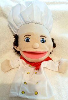 Títere cocinero