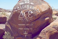 Steve Harrington x ACE Hotel Palm Springs x Generic Surplus 2012 preview