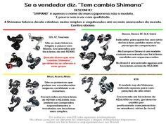 Cambio Shimano