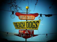 Hot Dogs @ Seaside FL.