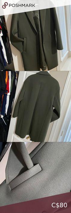 ✨Oak and fort jacket ✨Excellent condition ✨Size L ✨unisex OAK + FORT Jackets & Coats Trench Coats Trench Jacket, Trench Coats, Hooded Jacket, Fuzzy Coat, Wool Coat, Long Kimono Cardigan, Zara Denim Jacket, Polka Dot Maxi Dresses, Oak And Fort