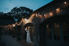 Twinkling lights - barn wedding - {Megan & Ross} Wedderburn Barns » Jen Owens Images | Edinburgh Wedding Photographer #barnwedding #fairylights #festoonlights #outdoorfestoons #weddingvenue Boho Wedding, Rustic Wedding, Barn Parties, Twinkle Lights, Rustic Barn, Fairy Lights, Wedding Venues, Castle, Edinburgh