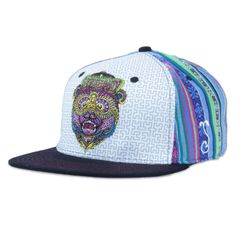 Chris Dyer Bear Blue Fitted - Grassroots California - 1 Bear 2af5060bc366