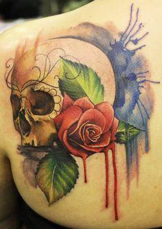 Tattoo by Lianne Moule | Tattoo No. 8032