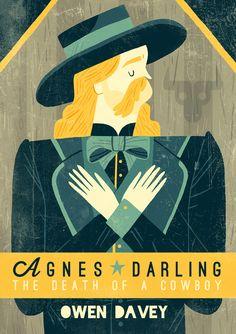Agnes Darling - Owen Davey Illustration