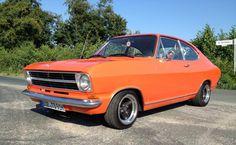 Einer von vielen schönen Old- und Youngtimern im Classic Car Register: OPEL Kadett-B-Coupé