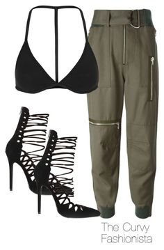 """""""Untitled #471"""" by thecurvyfashionista ❤ liked on Polyvore featuring 3.1 Phillip Lim, Topshop, women's clothing, women's fashion, women, female, woman, misses and juniors"""