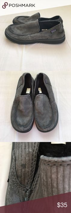 Patagonia Men's slip on size 7 They have wear and discoloration/fading as shown, size 7 Patagonia Shoes Loafers & Slip-Ons